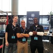 Body Boss Fitness Team at the Collegiate Strength and Conditioning Association Conference in Kansas City, MO
