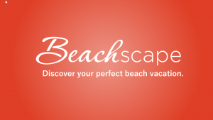 beachscape - discover your perfect beach vacation launched at phocuswright travel innovation summit